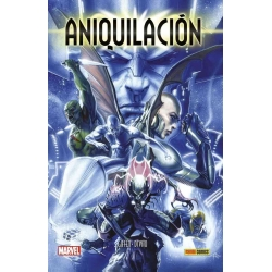 Aniquilación Saga 04