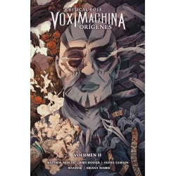 Critical Role Vox Machina...