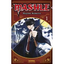 Mashle 01 Ed. Promocional