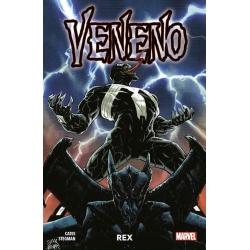 Veneno Rex - Marvel Premiere
