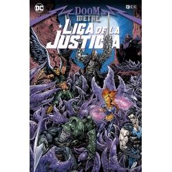 Liga de la Justicia - Doom...