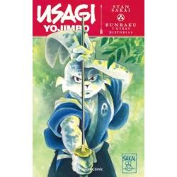 Usagi Yojimbo 01 Bunraku Y...