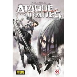 Ataque a los Titanes 33