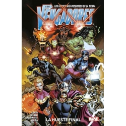 Los Vengadores 1 La Hueste...