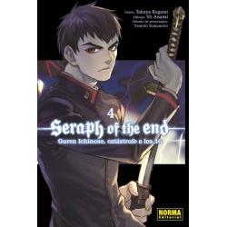 Seraph of the End: Guren...