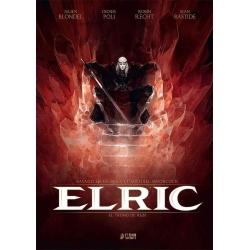 Elric 1 El Trono Rubí