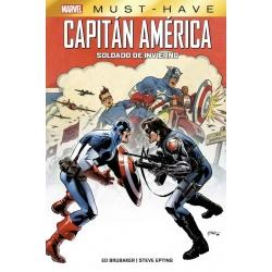 Capitán América Soldado de...
