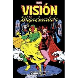La Visión y la Bruja Escarlata