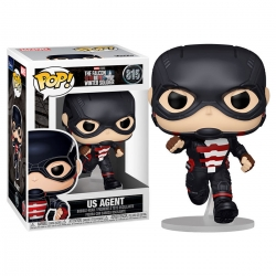 POP! The Falcon and the...