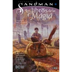 Sandman Los Libros de la...
