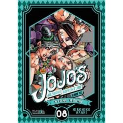 Jojo's Bizarre Adventure -...