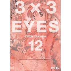 3x3 Eyes 12