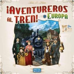 Aventureros al Tren, Europa...