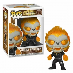 POP! Ghost panther Marvel...