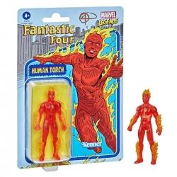 Human Torch Marvel Legends...