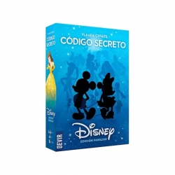 Código Secreto Disney...
