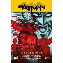 Batman Juicio Sobre Gotham