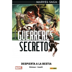 Marvel Saga: Guerreros...