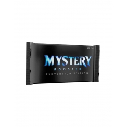 Mystery Booster Convention...