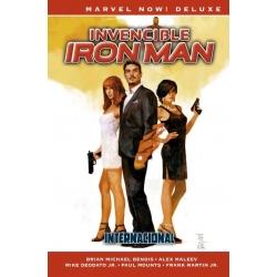 Invencible Iron Man -...