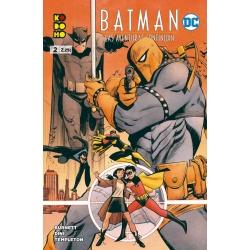 Batman Las Aventuras...