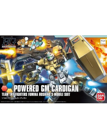 1/144 HGBF POWERED GM CARDIGAN