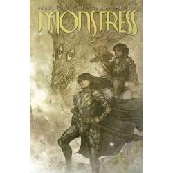 Monstress Edición de Lujo 1