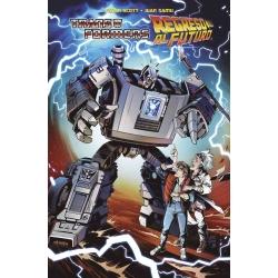 Transformers Regreso al Futuro