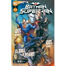 Batman/Superman - El...