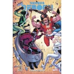 Héroes Reborn: Compendio 01