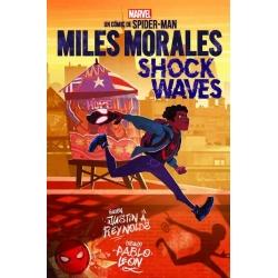Miles Morales Shockwaves