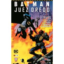 Batman Juez Dreed