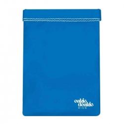 Large Dice Bag Azul
