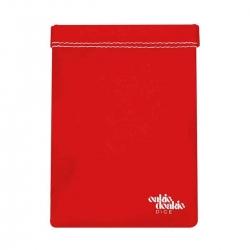 Large Dice Bag Rojo