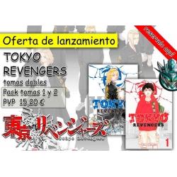 Tokyo Revengers Pack 1 y 2