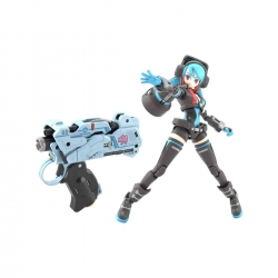 Attack Girl Gun X Lady...