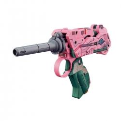 Attack Girl Gun Bravo Tango...