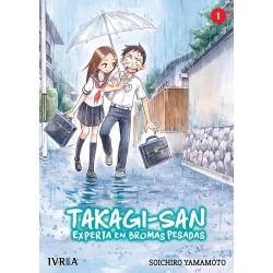 Takagi-San Experta en...