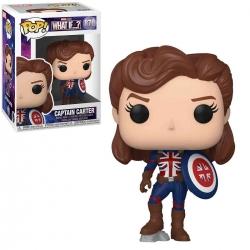 POP! Captain Carter Marvel...