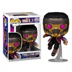 POP! T'challa Star-Lord...