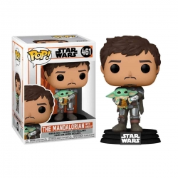 POP! The Mandalorian with...