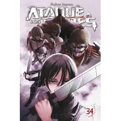 Ataque a los Titanes 34...