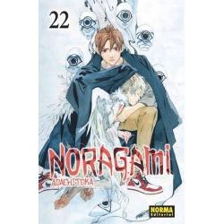 Noragami 22