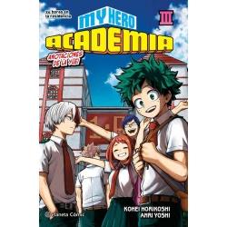 My Hero Academia III...