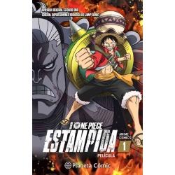 One Piece Estampida 01
