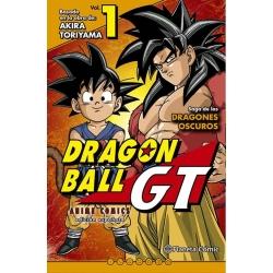 Dragon Ball GT Dragones...