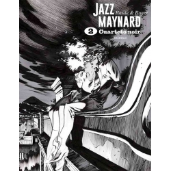 Jazz Maynard Cuarteto Noir  02