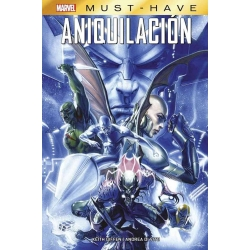 Aniquilación - Marvel Must...