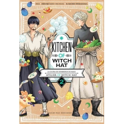 Kitchen of Witch Hat 02