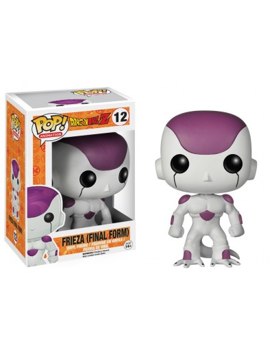 POP! FRIEZA FINAL FORM - DRAGON BALL Z